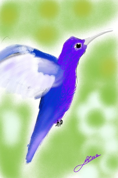 bird | alina_s | Digital Drawing | PENUP