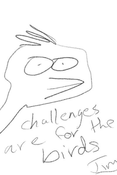 challenges r 4 birds   gman187   Digital Drawing   PENUP