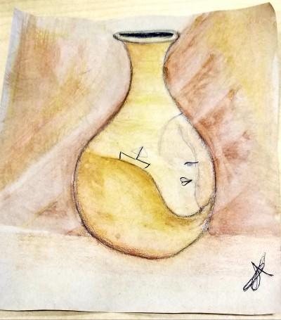 Vase | ImpulsivePhotos | Digital Drawing | PENUP
