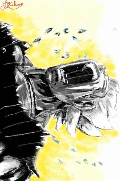 Last Explosion | Blackmonday | Digital Drawing | PENUP
