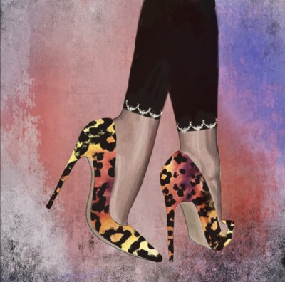 glamour(✷‿✷) | Gina | Digital Drawing | PENUP