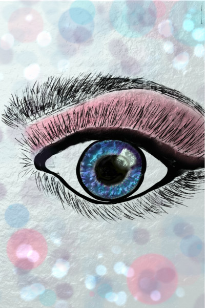 Pinkeye | jjbinksljg2 | Digital Drawing | PENUP