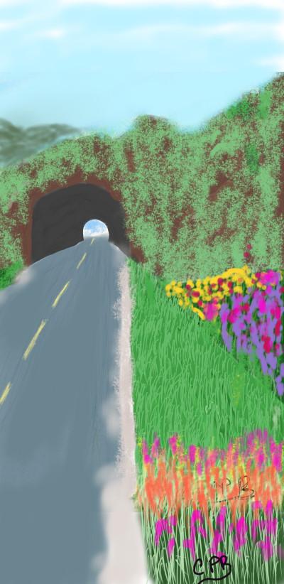 Roadtrip  | ChrisPBacon | Digital Drawing | PENUP