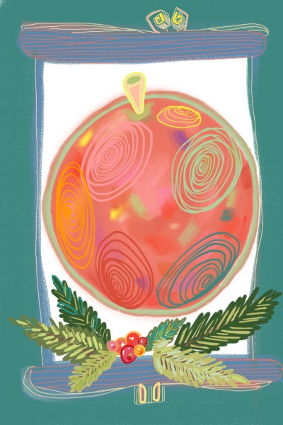 christmas | Dal | Digital Drawing | PENUP