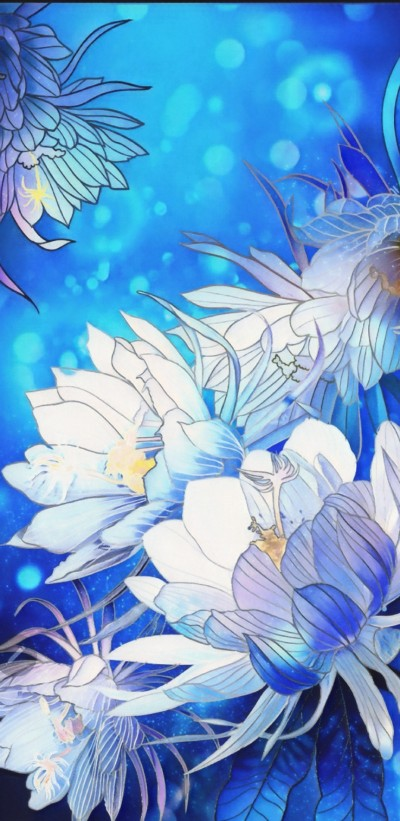 lotus flower | Chris | Digital Drawing | PENUP