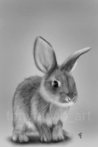Happy Easter Penup  | TonyFarvio | Digital Drawing | PENUP
