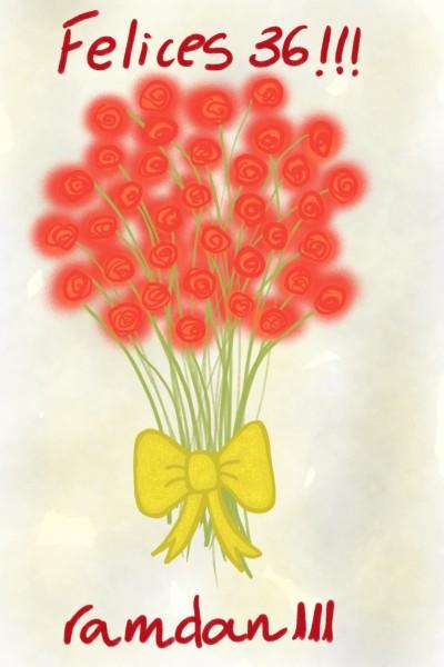 Happy Birthday ramdan111 | amelia | Digital Drawing | PENUP