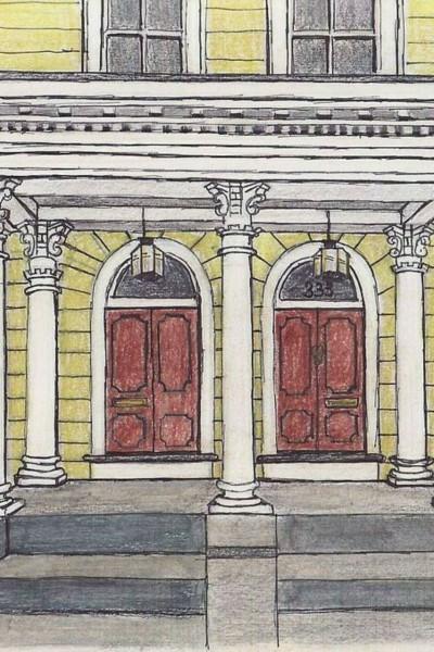 door drawing | Miss_Artist | Digital Drawing | PENUP