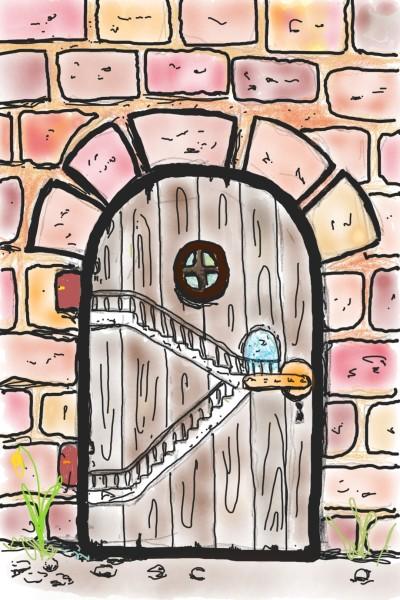 Door | DerinDert | Digital Drawing | PENUP