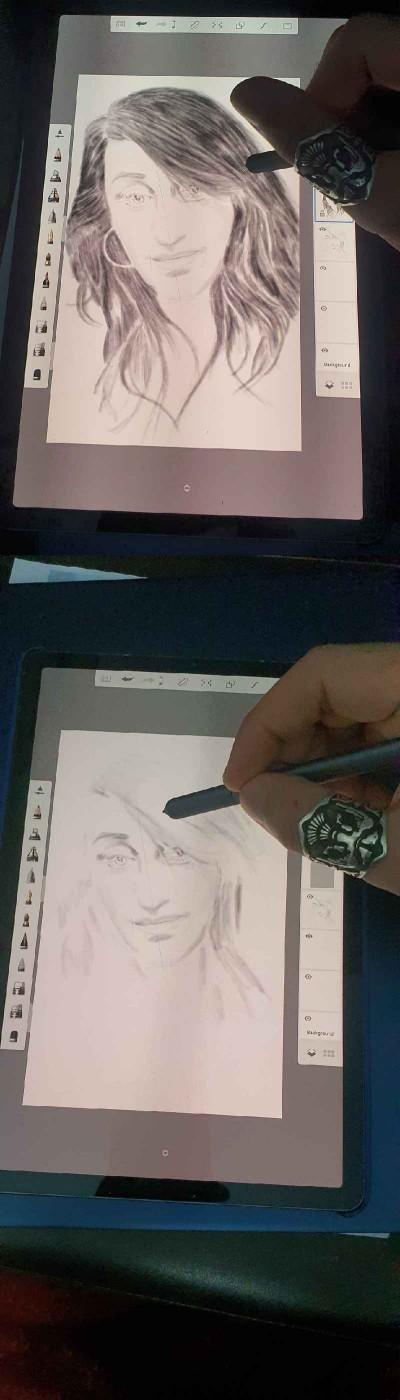 drawing tips | Erkan-Beyatli | Digital Drawing | PENUP