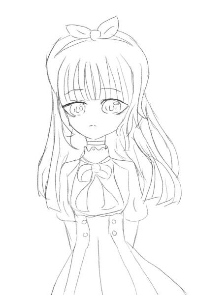 스케치    Su-A   Digital Drawing   PENUP