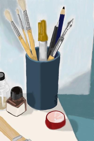 Still life Digital Drawing | a.melise | PENUP