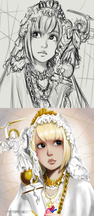 japanese artist Reol  | tosi73 | Digital Drawing | PENUP