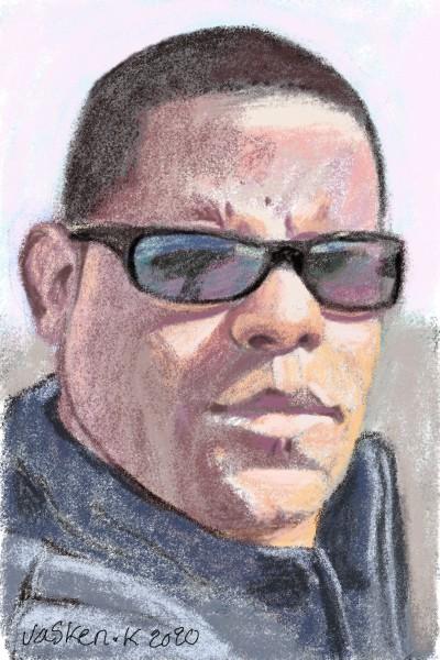 friend Artist Melvinw2u | waskenkaralian | Digital Drawing | PENUP