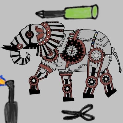Coloring Digital Drawing | alexa227 | PENUP