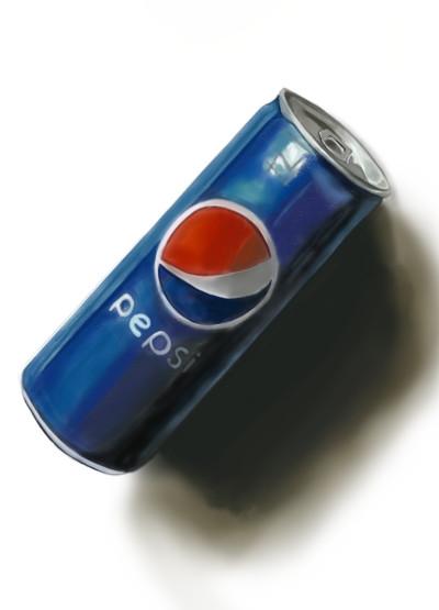 Pepsi can | mid0 | Digital Drawing | PENUP