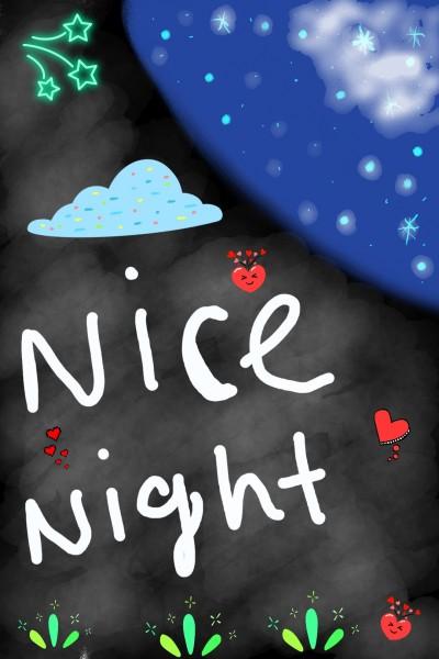 Nice Night ♡   Ivonne   Digital Drawing   PENUP
