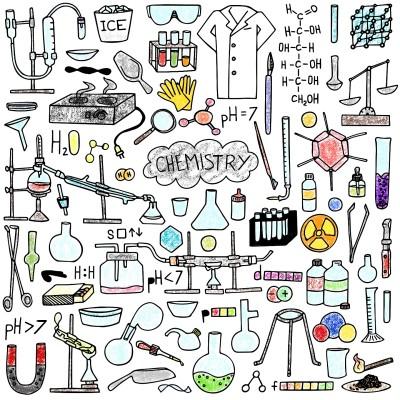 crayon colored chemistry  | Zenovia | Digital Drawing | PENUP