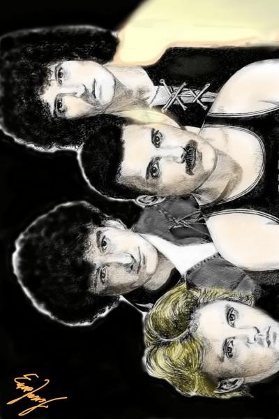 Queen | cesar | Digital Drawing | PENUP