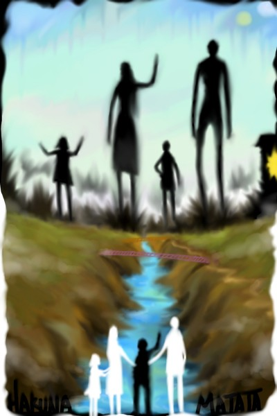 #Hakuna matata. | ANEs. | Digital Drawing | PENUP