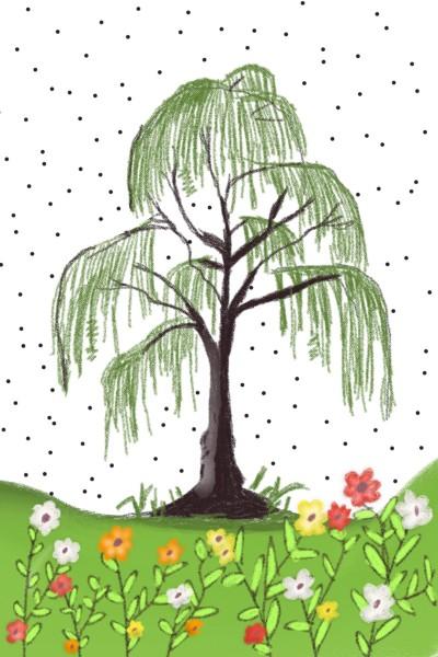 Live drawing | Venkatesh | Digital Drawing | PENUP