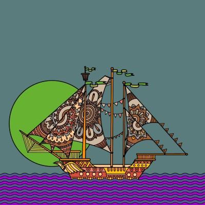 Coloring Digital Drawing   StevenCarroll   PENUP