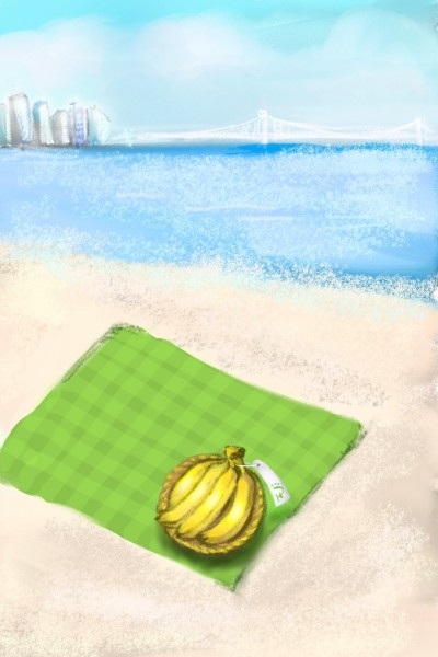 "Collaboration: ""Bring food to a beach picnic"" 