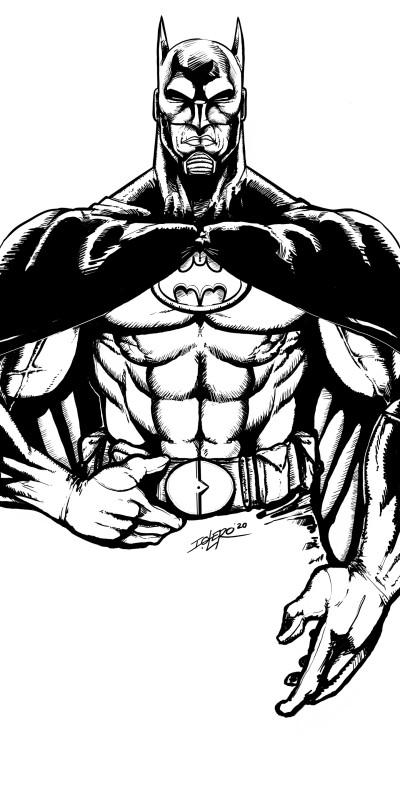 Batman   ivanski215   Digital Drawing   PENUP