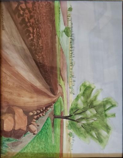 Landscape Digital Drawing   waskenkaralian   PENUP