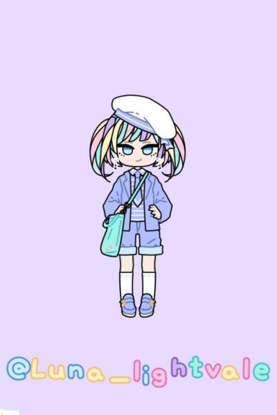 Luna_lightvale 캐릭터 | Hayeon | Digital Drawing | PENUP
