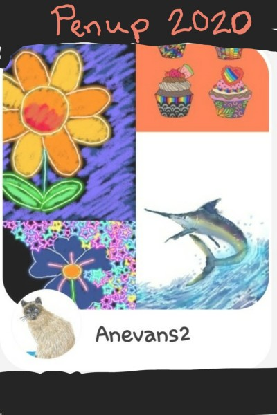 Picture Collection From Penup  | Anevans2 | Digital Drawing | PENUP
