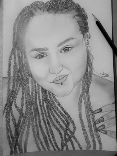 Me | AngelaPezzotti | Digital Drawing | PENUP