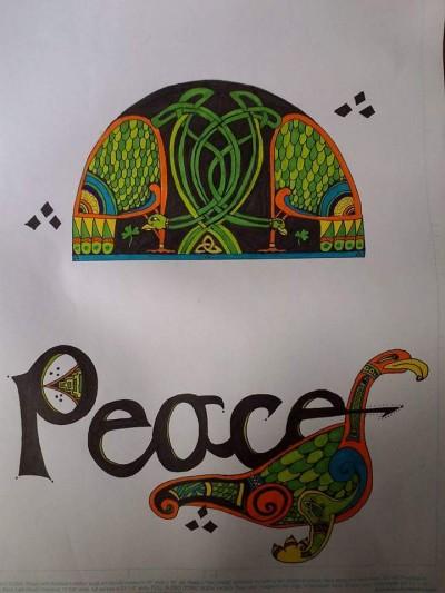 peace | ceilidei | Digital Drawing | PENUP