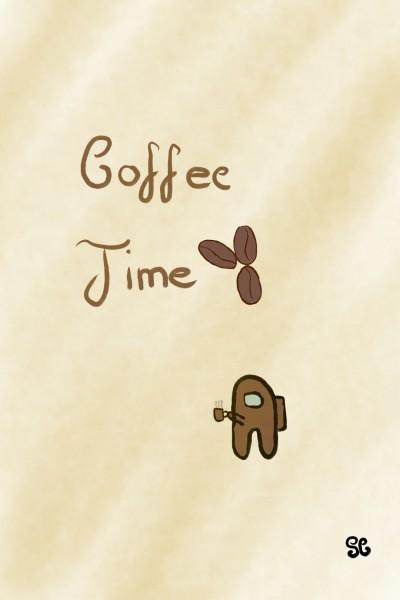 Coffee Time | ShinyChi | Digital Drawing | PENUP