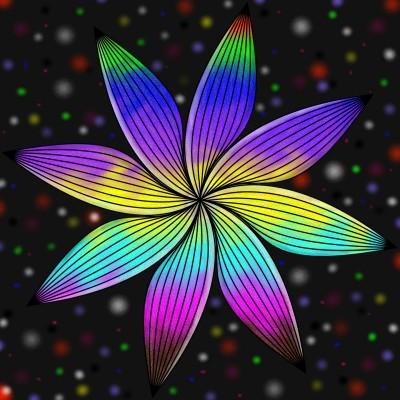 Tie Dye   DiGu   Digital Drawing   PENUP