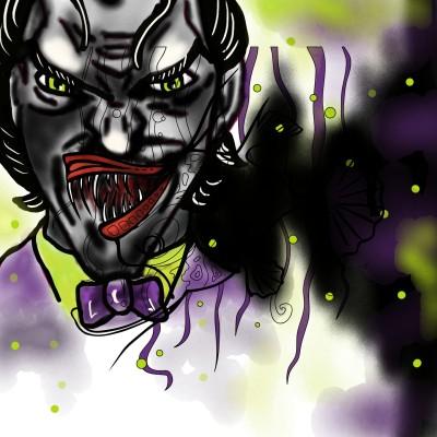 Joker who? | SummerKaz | Digital Drawing | PENUP