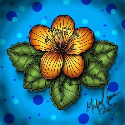 Coloring Digital Drawing | KZME1 | PENUP