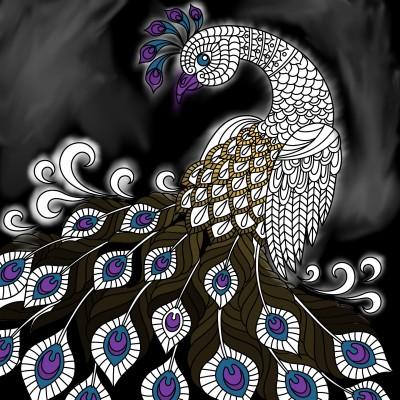 Coloring Digital Drawing | horrer_fan | PENUP