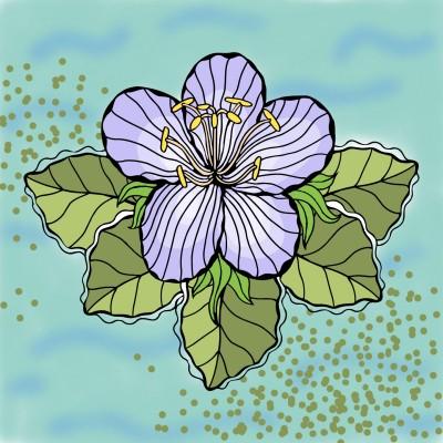 pond   Gaji   Digital Drawing   PENUP