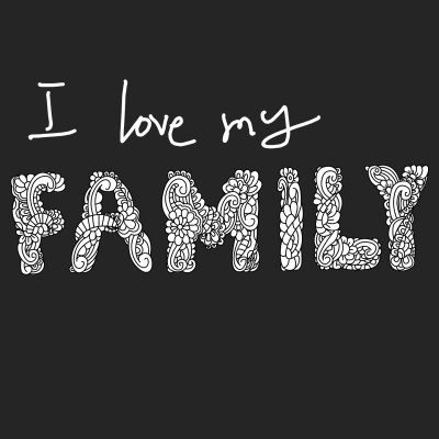 I love my family   Peopleperson   Digital Drawing   PENUP