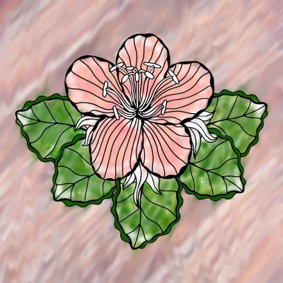 Coloring Digital Drawing | Ambie | PENUP