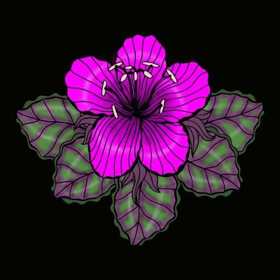 Coloring Digital Drawing | JilSki | PENUP