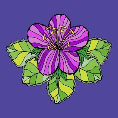 Coloring Digital Drawing | catgouge | PENUP