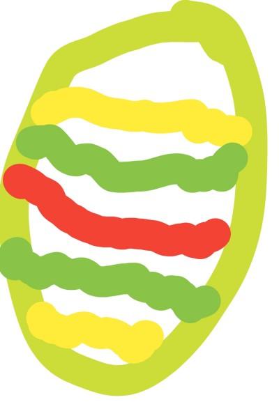easter egg | David25 | Digital Drawing | PENUP