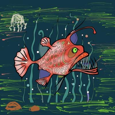 Fish ♡♡ | regina | Digital Drawing | PENUP