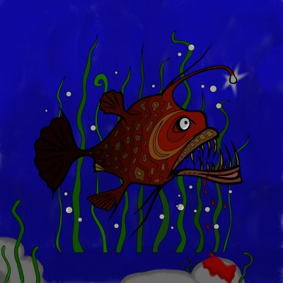 killer fish | spnaude | Digital Drawing | PENUP