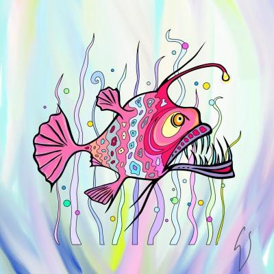 Big Fish | dykp | Digital Drawing | PENUP