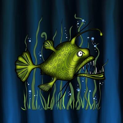 Fish | JammyC | Digital Drawing | PENUP