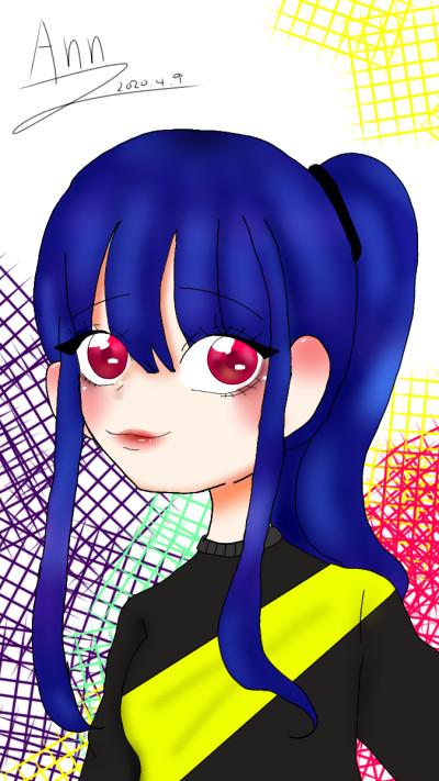 유카팀 첫합작 잘못그려서 죄송합니다....ㅜㅠ   ann_08   Digital Drawing   PENUP