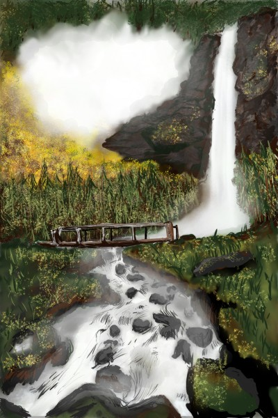 river challenge | Harcher | Digital Drawing | PENUP